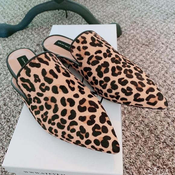 Steve Madden Shoes   Antoinette Leopard